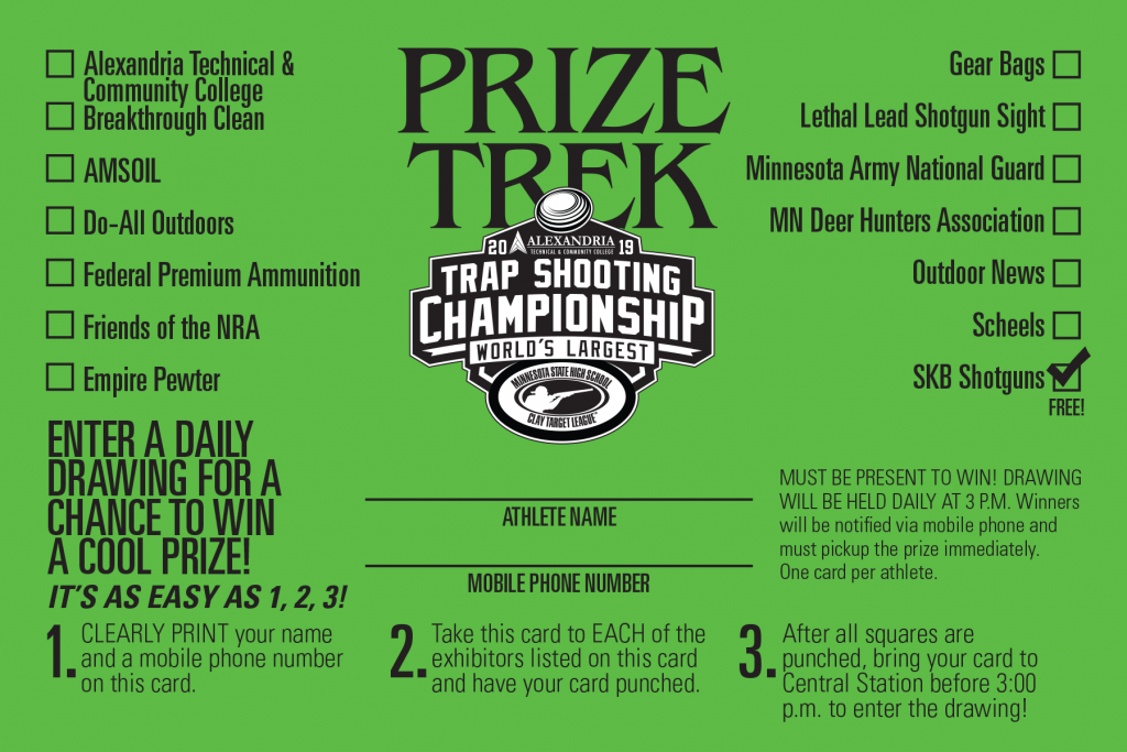 Join the Prize Trek for a chance to win a prize! - Minnesota State